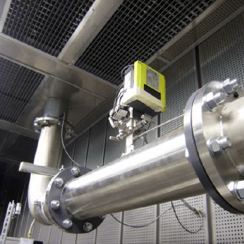 Measurements of technical gases
